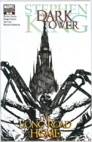 Dark Tower The Long Road Home #5 Jae Lee Retail Incentive Sketch Variant 1:75 Marvel comic book